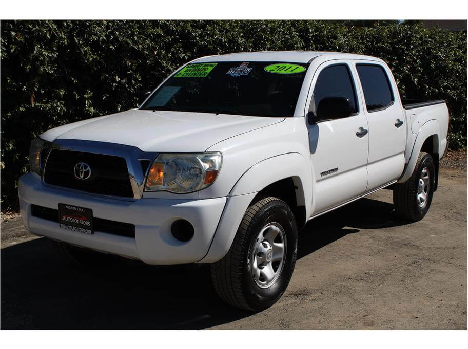 2011 Toyota Tacoma Double Cab PreRunner SOLD!!!