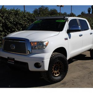 2011 Toyota Tundra CrewMax Limited Pickup 4D 5 1/2 ft