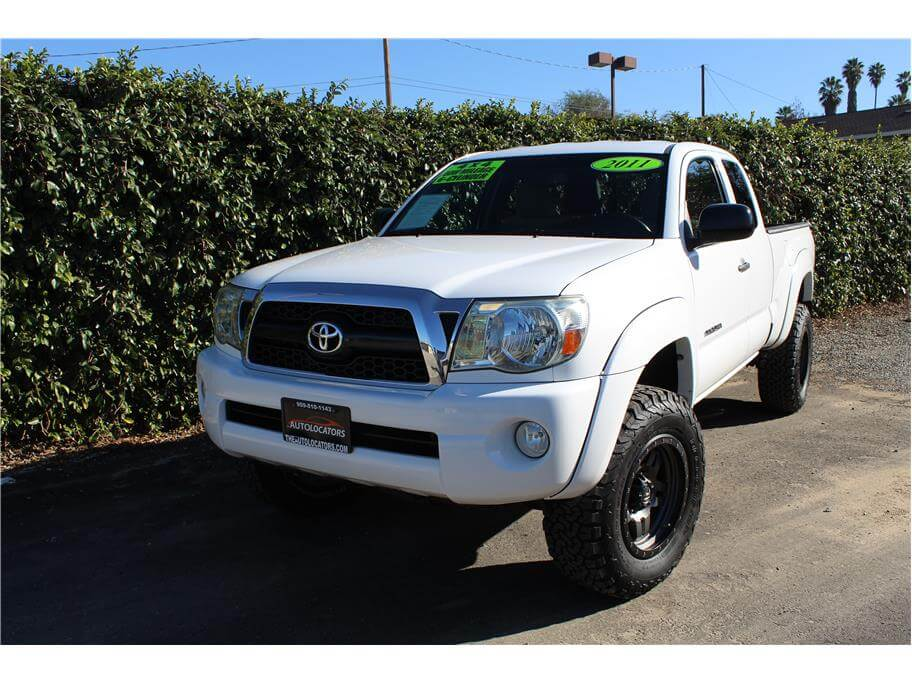 2011 Toyota Tacoma Access Cab SOLD!!!