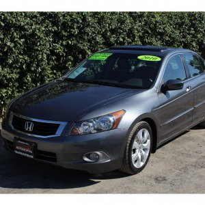 2010 Honda Accord EX Sedan 4D