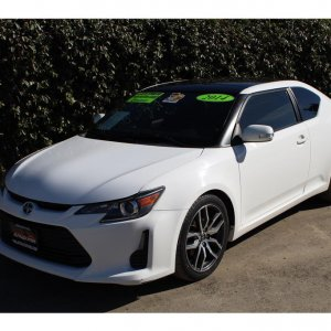 2014 Scion tC Monogram Series Hatchback Coupe 2D