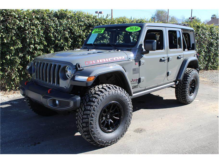 2020 Jeep Wrangler Unlimited Power Top SOLD!!!