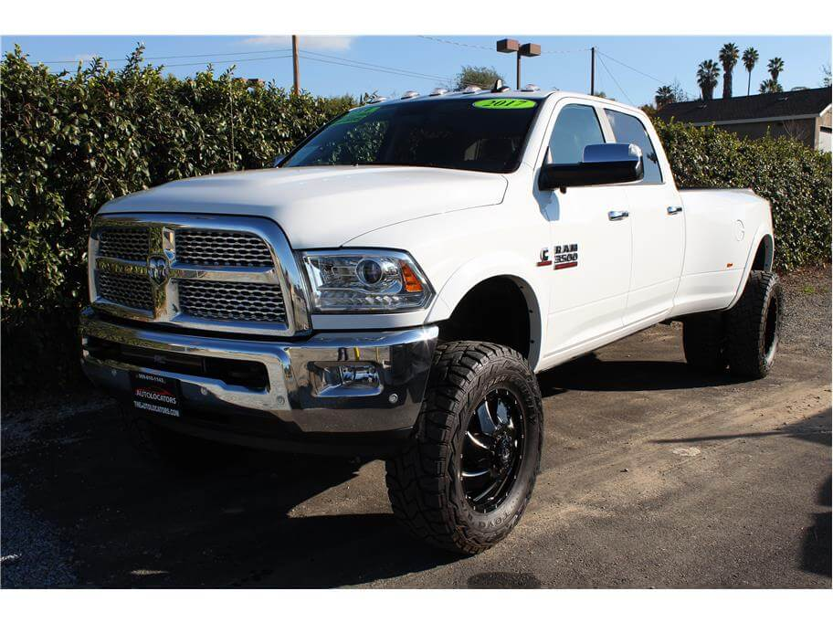 2017 Ram 3500 Crew Cab Lifted SOLD!!!