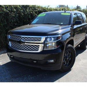 2017 Chevrolet Tahoe LT Sport Utility 4D