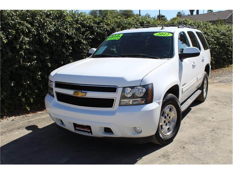 2012 Chevrolet Tahoe LT Sport Utility 4D