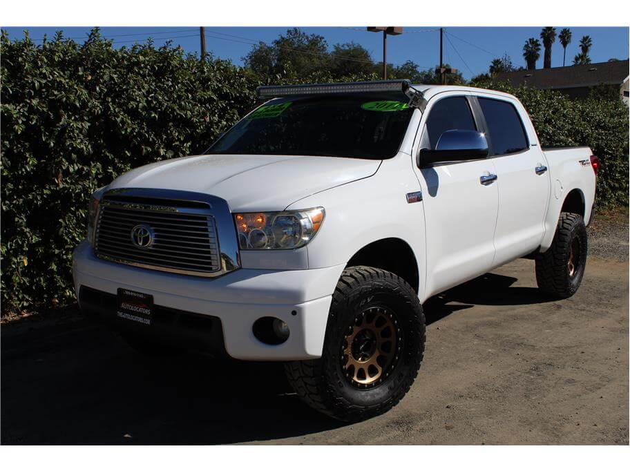 2011 Toyota Tundra CrewMax Limited SOLD!!!