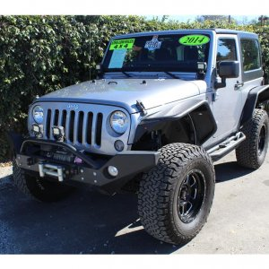 2014 Jeep Wrangler Super low miles SOLD!!!