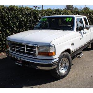 1997 Ford F250 Super Cab 7.3L Diesel