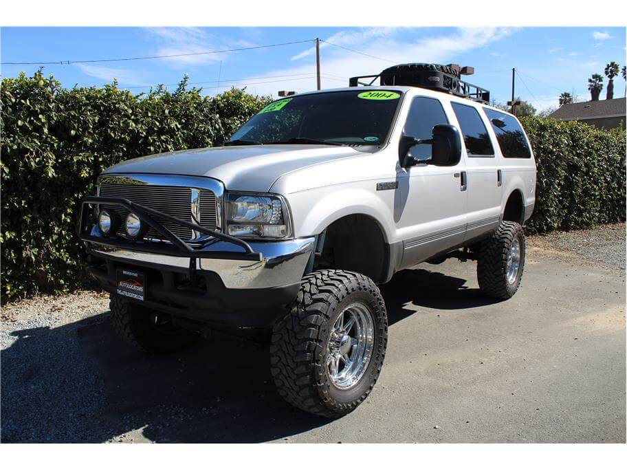 2004 Ford Excursion Lifted