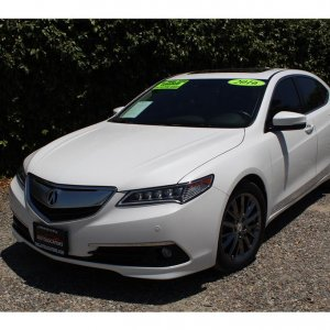 2016 Acura TLX AWD with Tech package