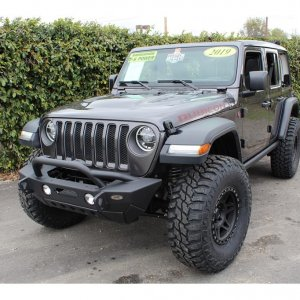 2019 Jeep Wrangler Unlimited Lifted SOLD!!!