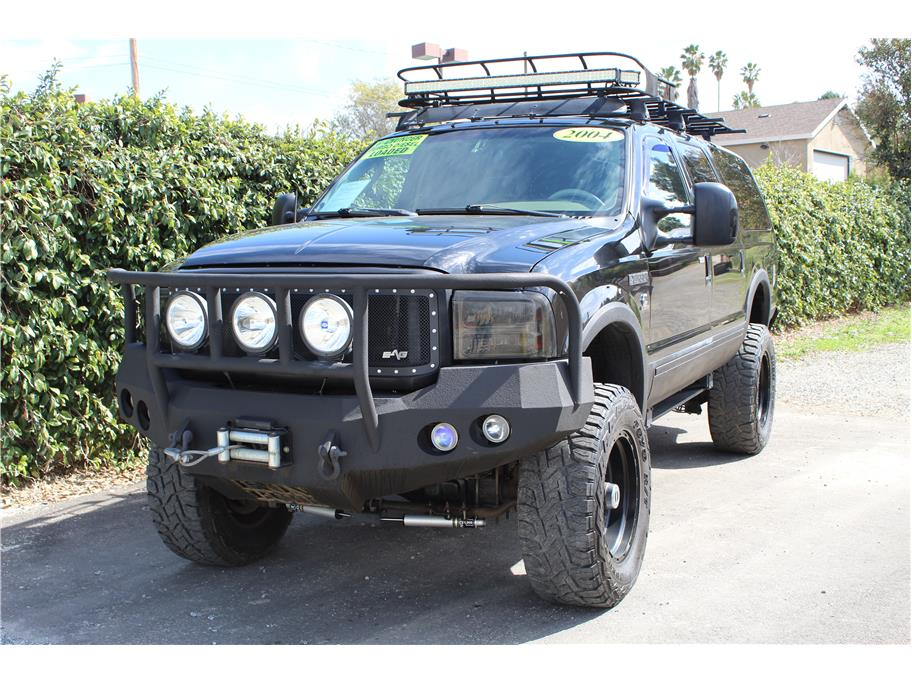 2004 Ford Excursion Limited Sport Utility 4D SOLD!!!