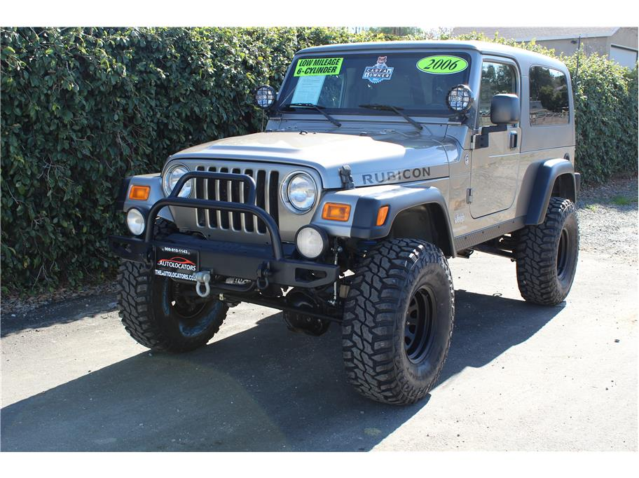 2006 Jeep Wrangler Unlimited SOLD!!!