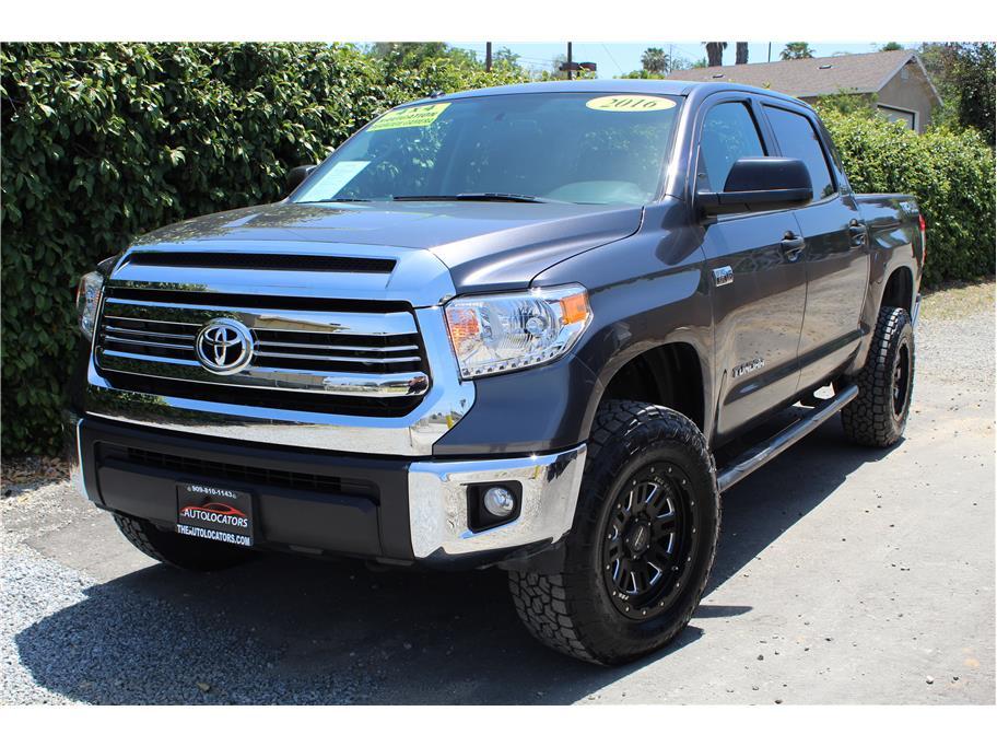 2016 Toyota Tundra CrewMax SR5 Pickup SOLD!!!