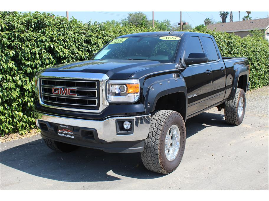 2014 GMC Sierra 1500 Double Cab Lifted SOLD!!!