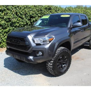 2017 Toyota Tacoma Double Cab 4:88 gears SOLD!!!