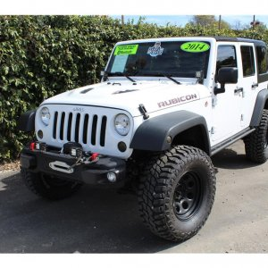 2014 Jeep Wrangler Lifted SOLD!!!