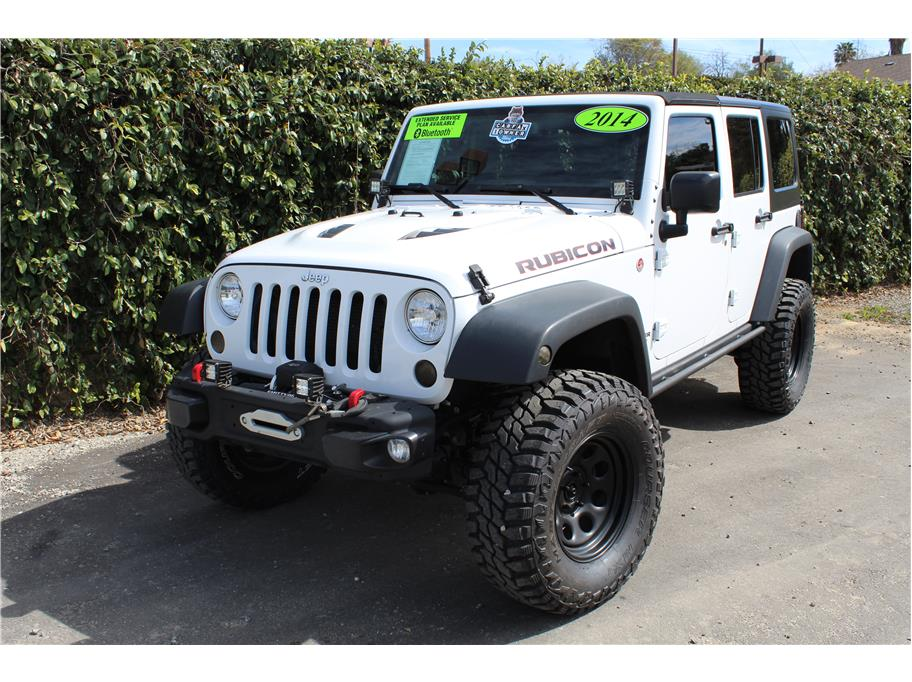 2014 Jeep Wrangler Lifted