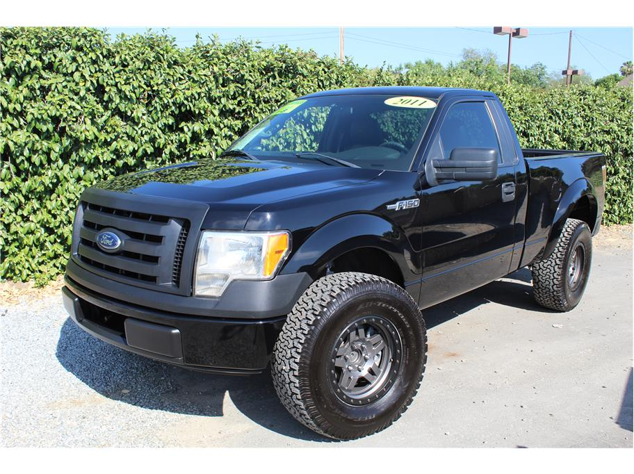 2011 Ford F150 Regular Cab Long Travel SOLD!!!