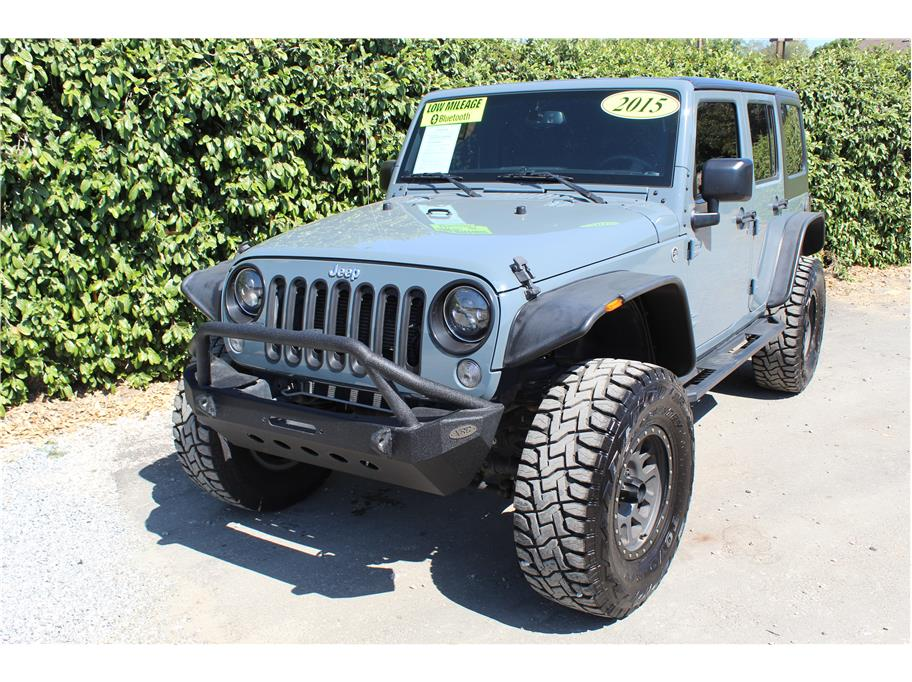 2015 Jeep Wrangler Unlimited Sport S SOLD!!!