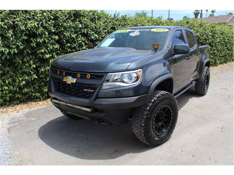 2018 Chevrolet Colorado Crew Cab SOLD!!