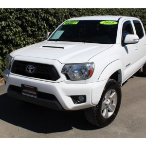 2015 Toyota Tacoma Double Cab SOLD!!!