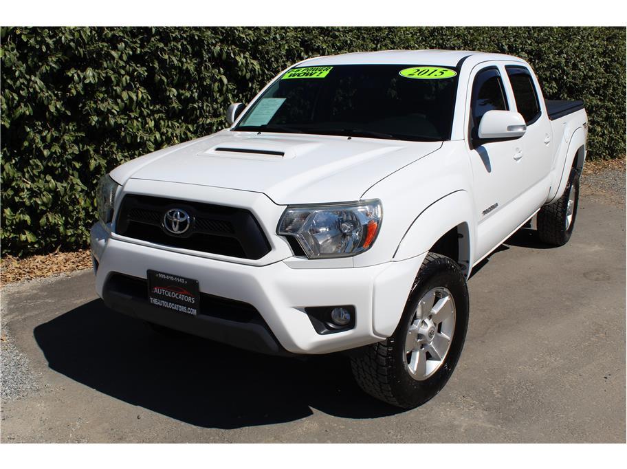 2015 Toyota Tacoma Double Cab SOLD!!!
