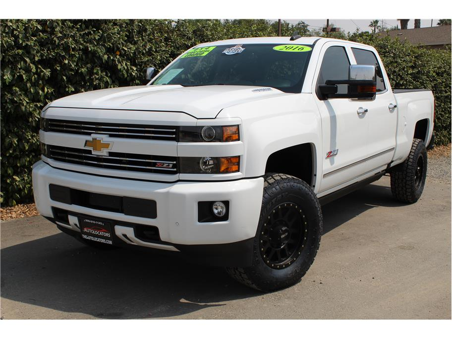 2016 Chevrolet Silverado 2500 HD Crew Cab Lifted- SOLD!!!