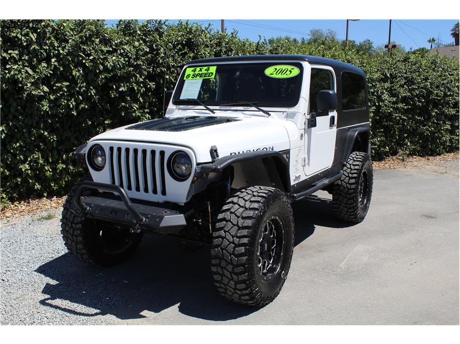2005 Jeep Wrangler LJ SOLD!!!