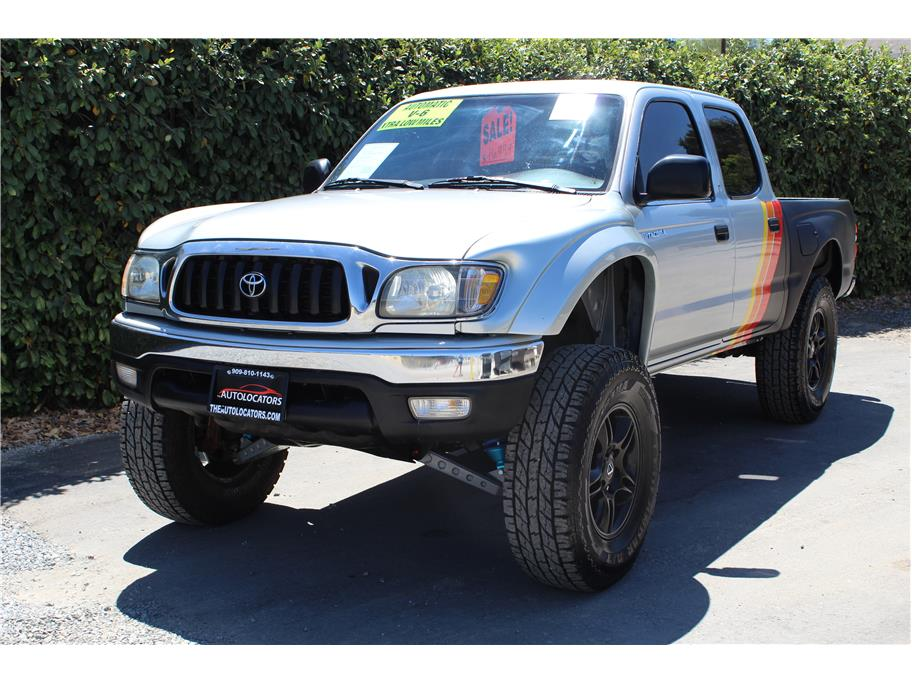 2001 Toyota Tacoma Double Cab PreRunner 4D