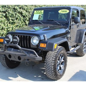 2006 Jeep Wrangler Lifted-Hardtop- SOLD!!!!