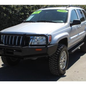 2004 Jeep Grand Cherokee Lifted- SOLD!!!