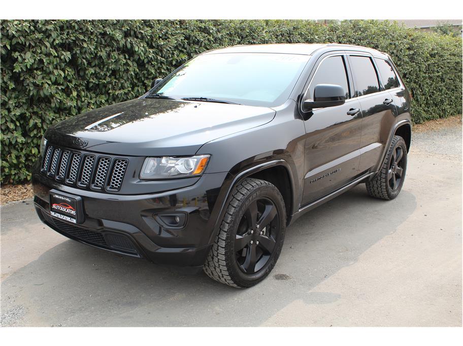 2015 Jeep Grand Cherokee Altitude Sport Utility 4D