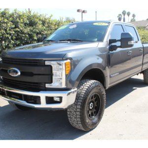 2017 Ford F350 Super Duty Crew Cab Lariat SOLD!!!