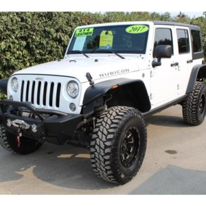 2017 Jeep Wrangler Unlimited RockKrawler Lift- SOLD!!!