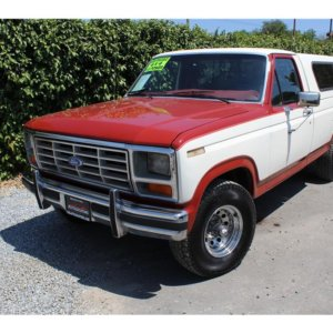 1985 Ford F-150 351 Ford Cleveland