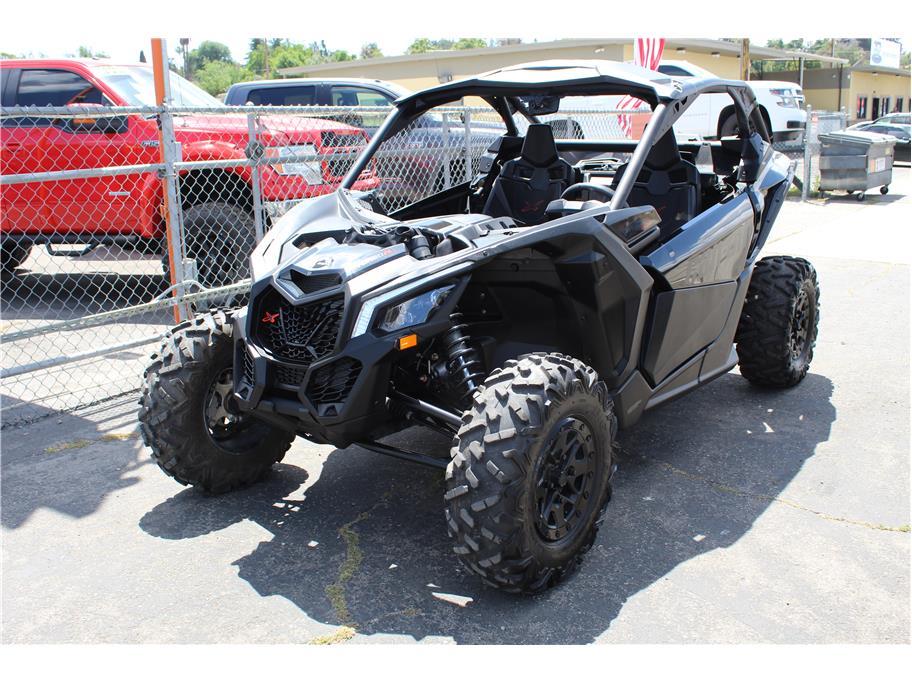 2017 ATV Maverick Turbo1000R