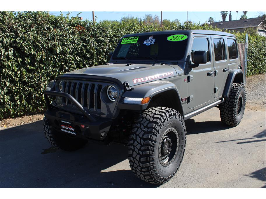 2019 Jeep Wrangler Unlimited Rubicon SOLD!!!