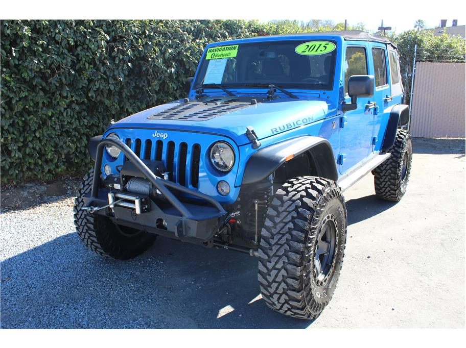 2015 Jeep Wrangler Lifted-37s- SOLD!!!