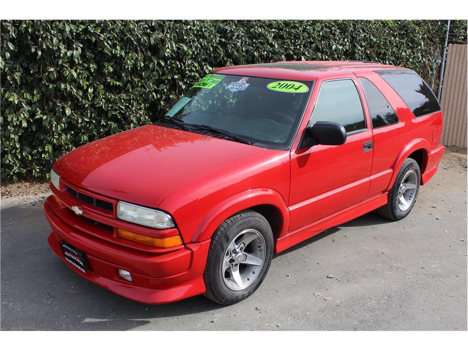 2004 Chevrolet Blazer Xtreme Sport Utility 2D
