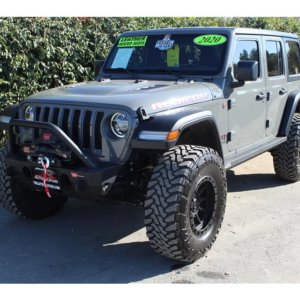 2020 Jeep Wrangler Unlimited Lifted 37s- SOLD