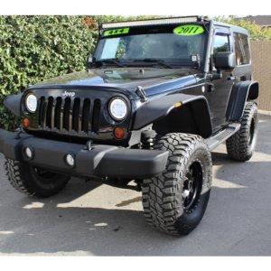 2011 Jeep Wrangler SOLD!!!