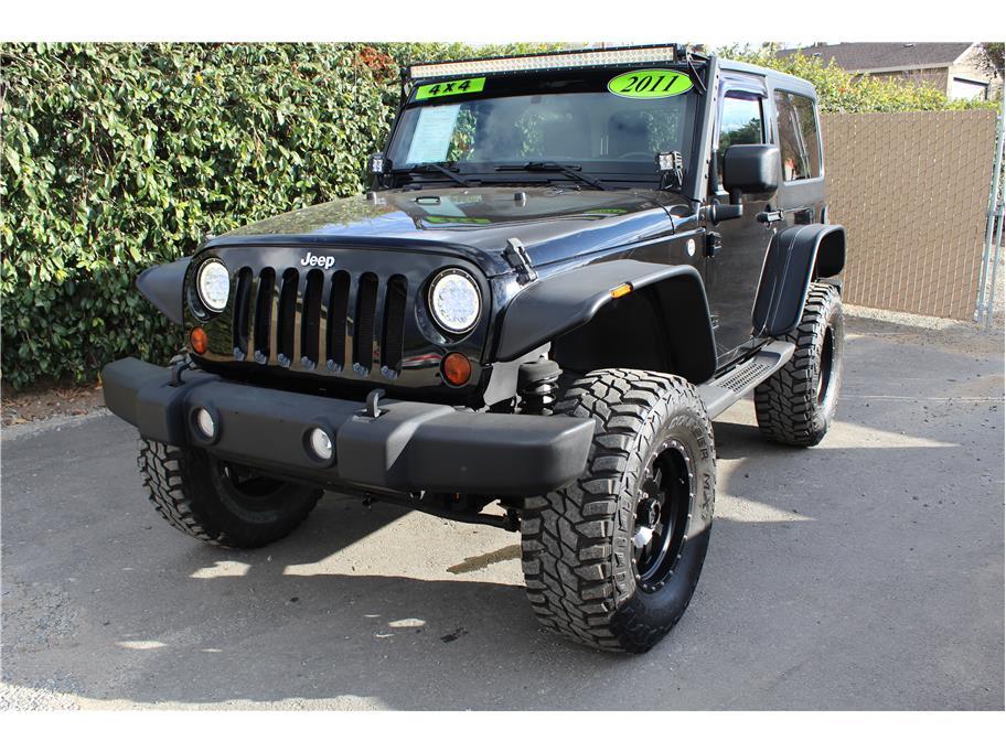 2011 Jeep Wrangler Lifted