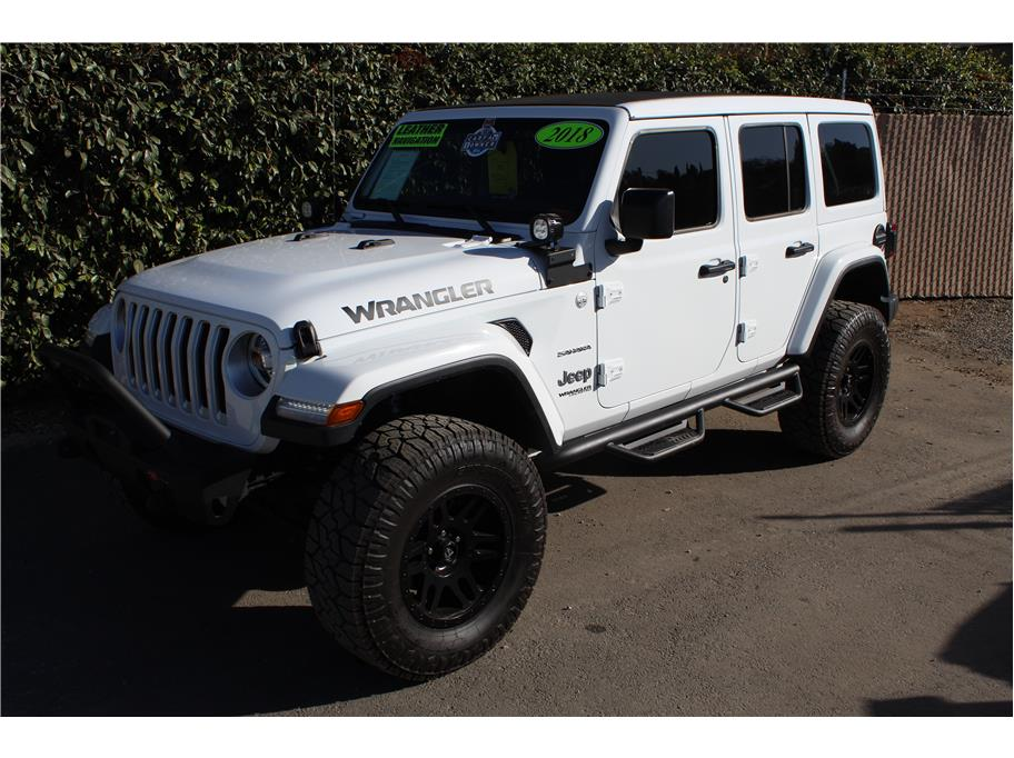 2018 Jeep Wrangler Unlimited -SOLD!!