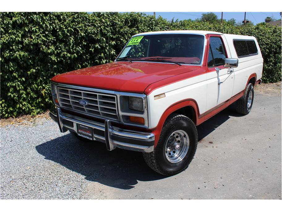 1985 Ford F-150 351 Ford Cleveland- SOLD!!!