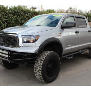 2012 Toyota Tundra CrewMax Lifted