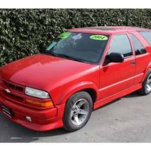 2004 Chevrolet Blazer SOLD!!!