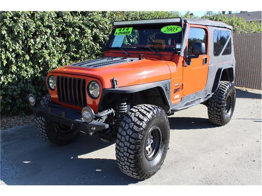 2005 Jeep Wrangler LJ- SOLD!!!