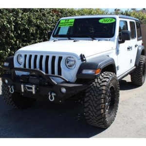 2019 Jeep Wrangler Unlimited Sport S SOLD!!!