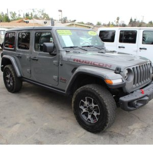 2019 Jeep Wrangler Unlimited 35s – Lifted